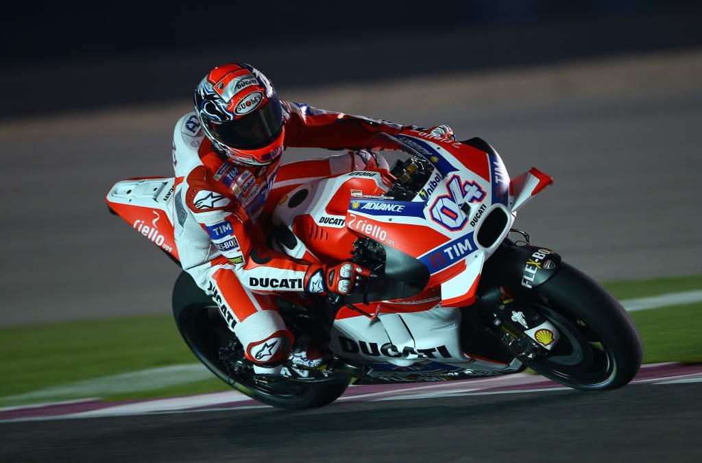 Andrea Dovizioso Ducati MotoGP 2016