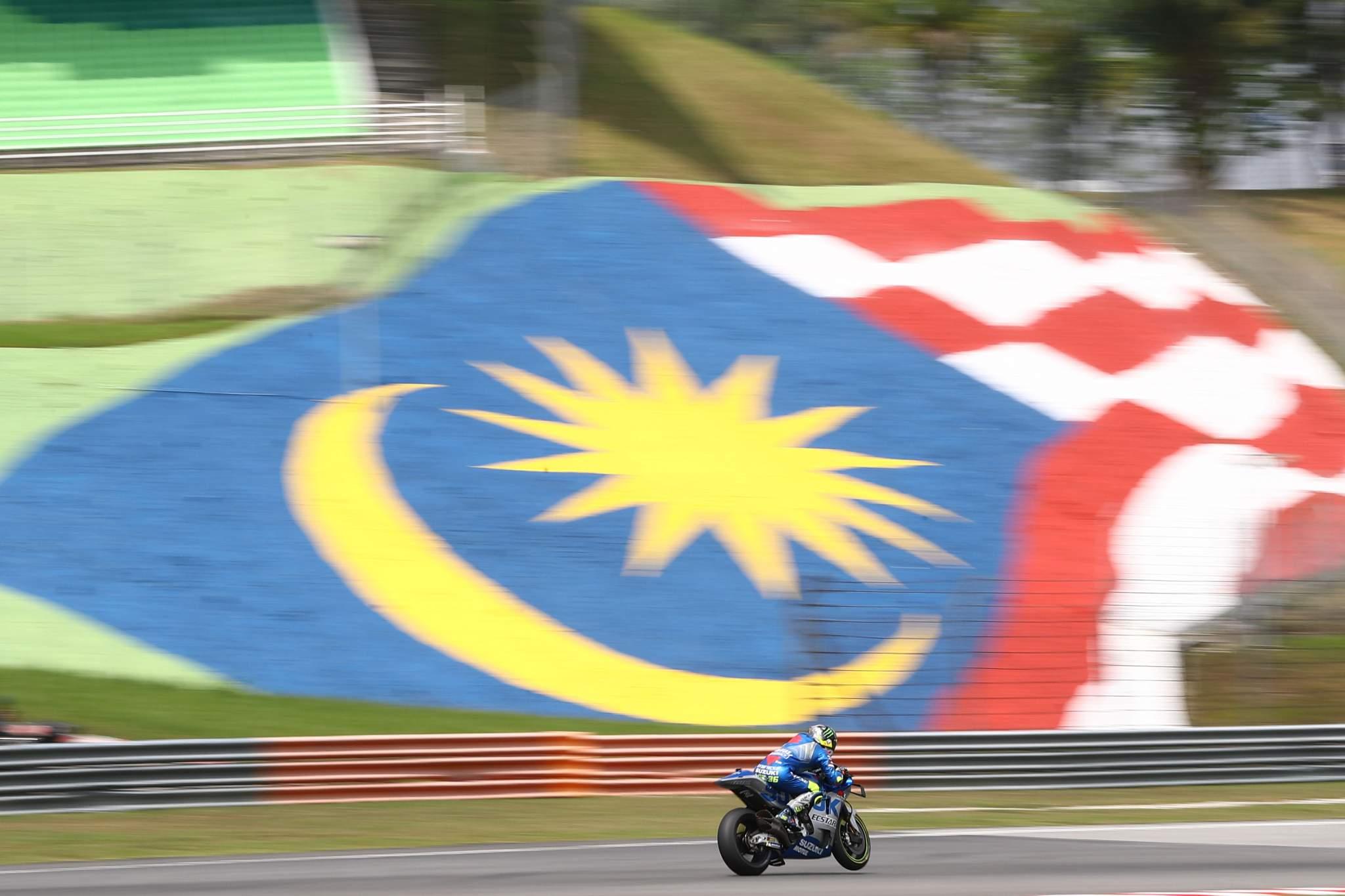 Joan Mir Sepang MotoGP