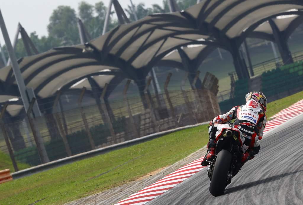 Takaaki Nakagami Sepang MotoGP