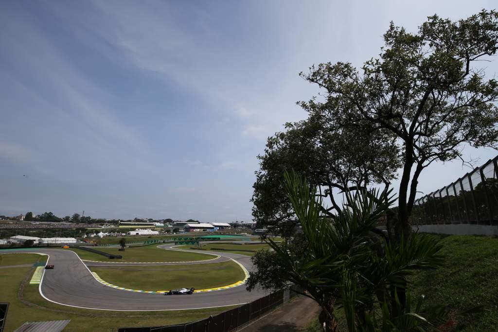 F1 Brazilian GP