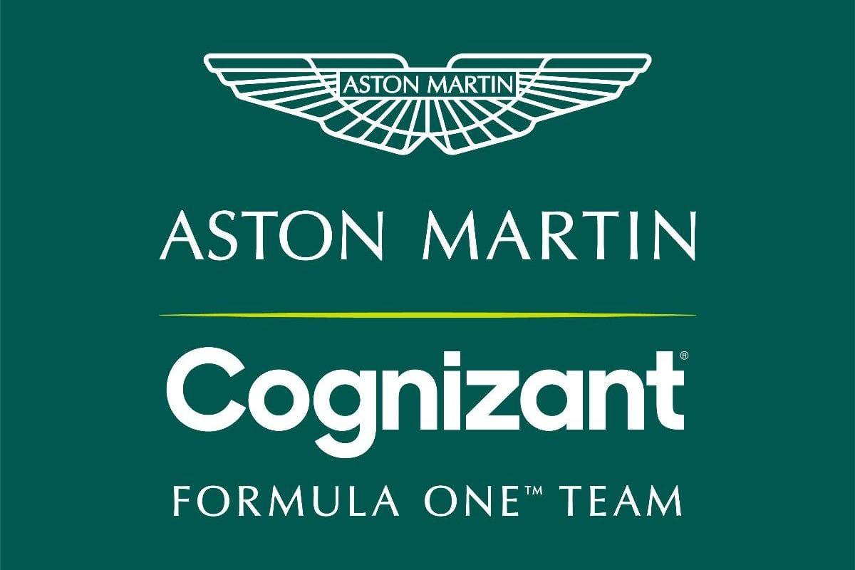 Aston Martin Cognizant Logo