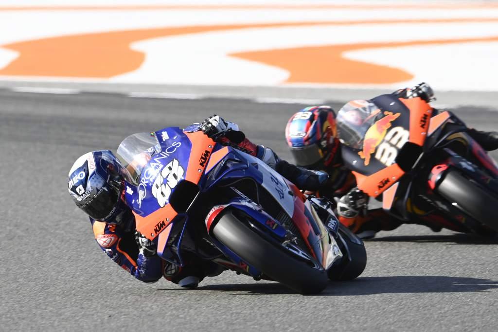 Miguel Oliveira, Valencia Motogp Race, 15 November 2020