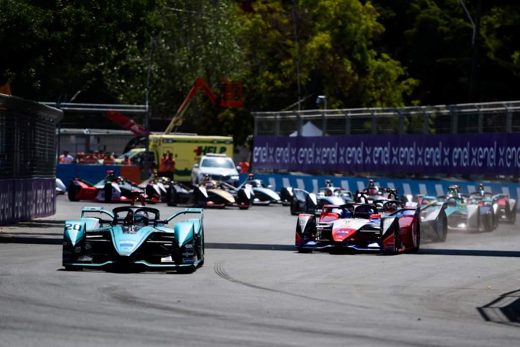 Santiago Formula E 2020