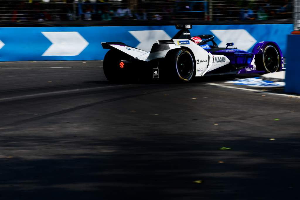 Maximilian Guenther BMW Santiago Formula E 2020