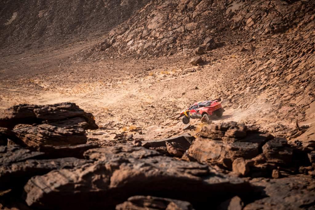 Sebastien Loeb Prodrive Dakar 2021