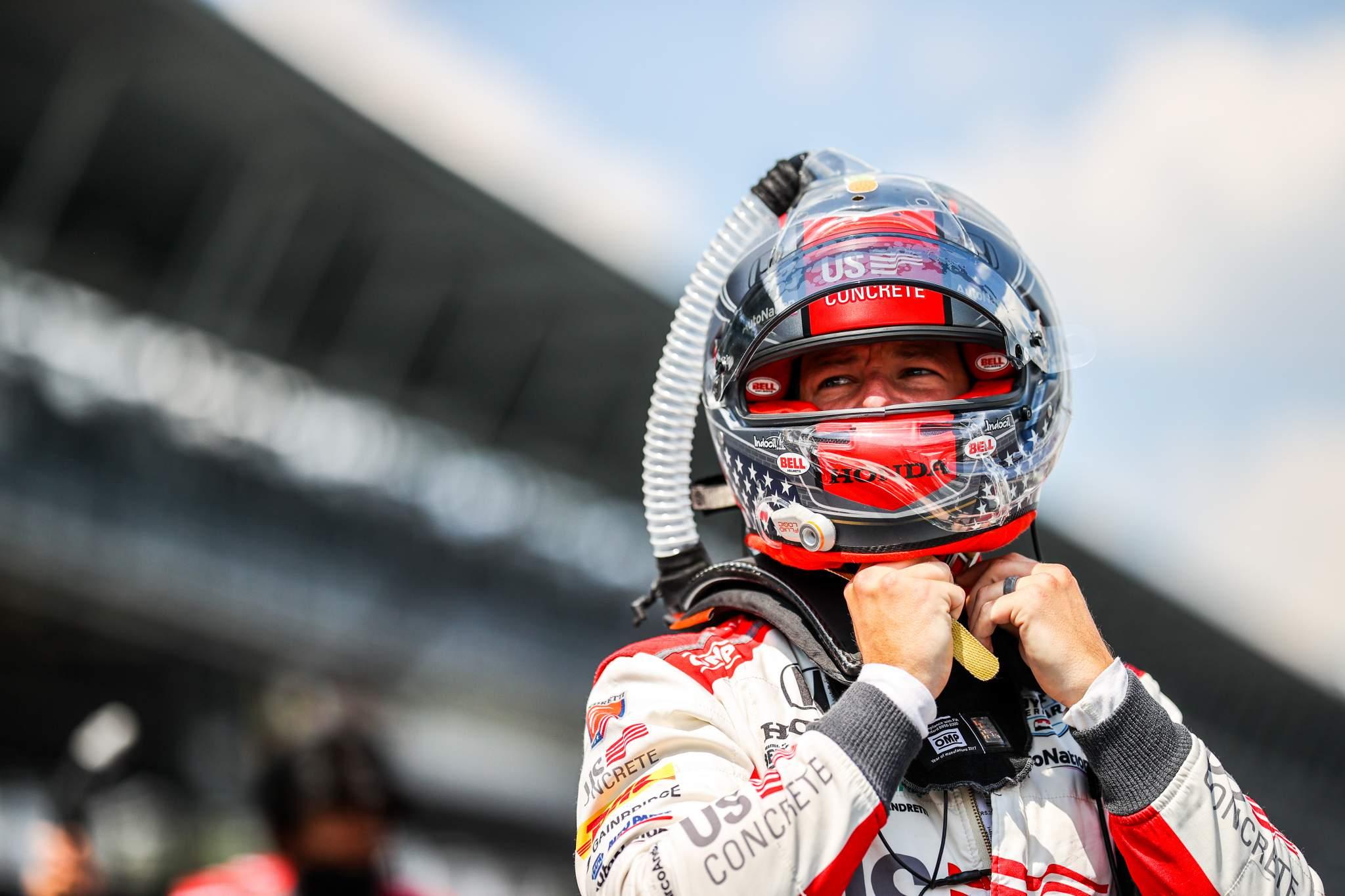 Marco Andretti IndyCar 2020