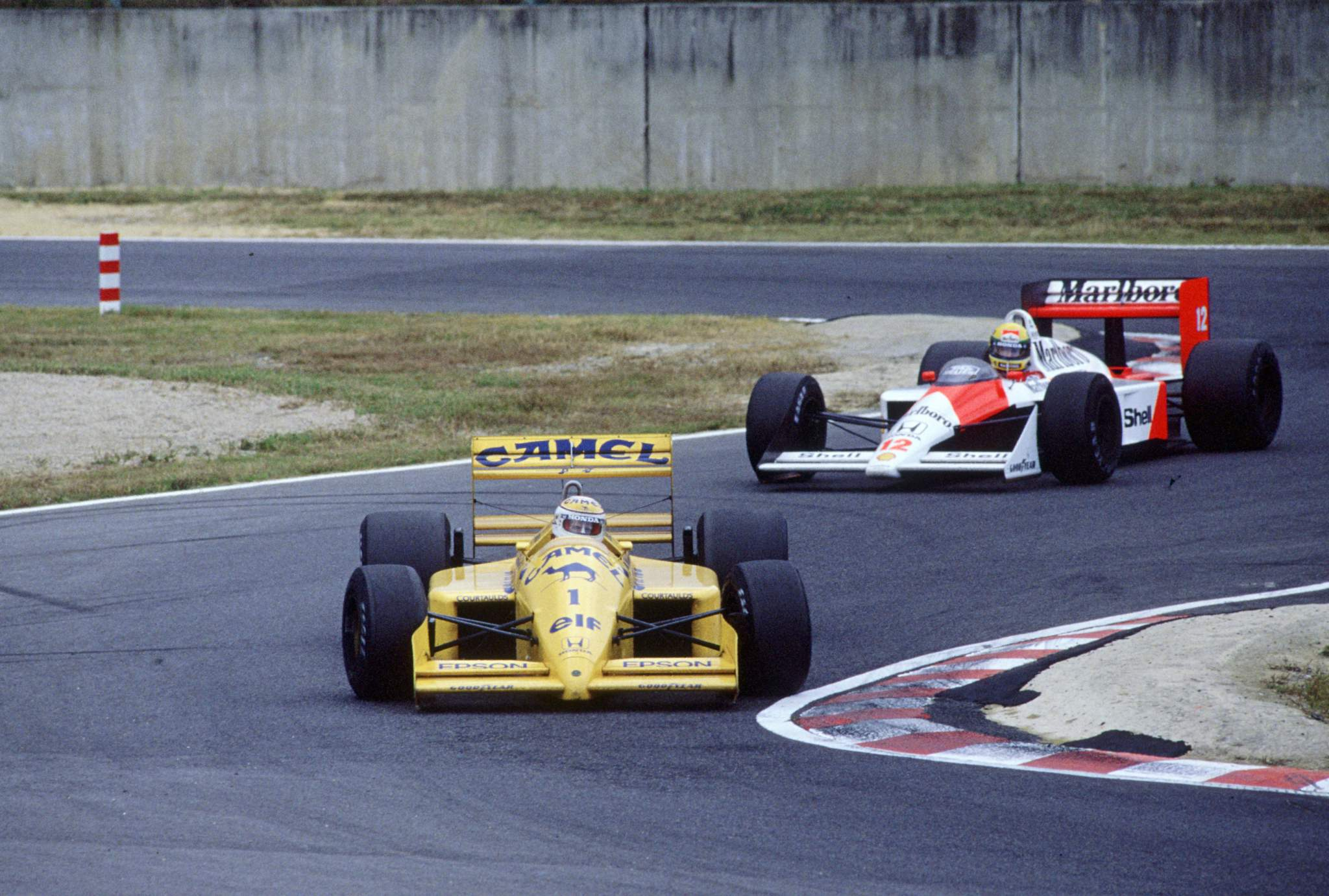 Lotus McLaren Honda F1