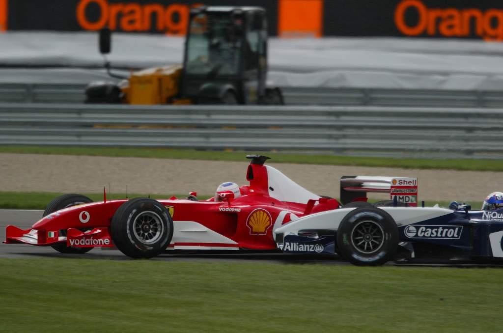 Michelin Bridgestone F1