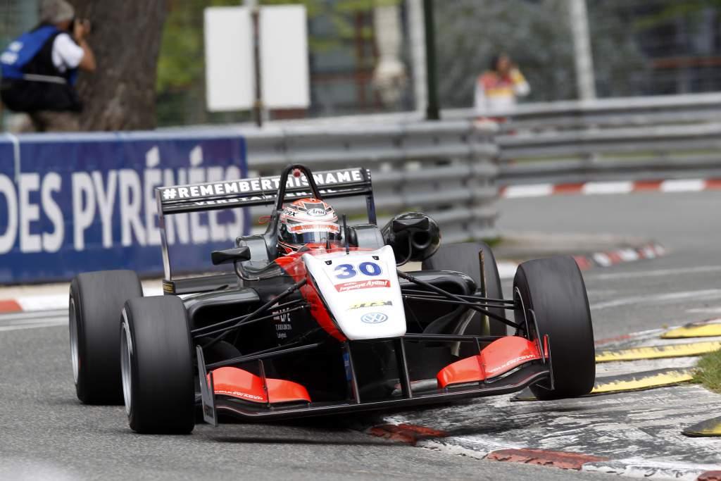 Max Verstappen European F3