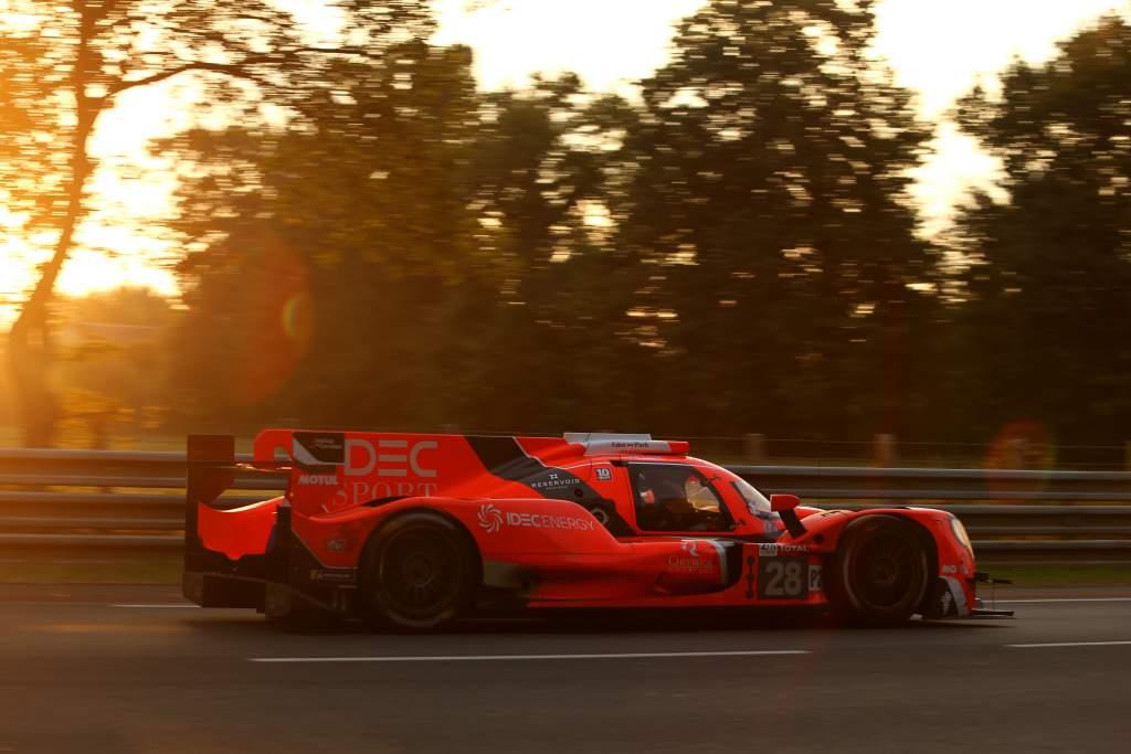 Motor Racing Le Mans 24 Hours Race Le Mans, France