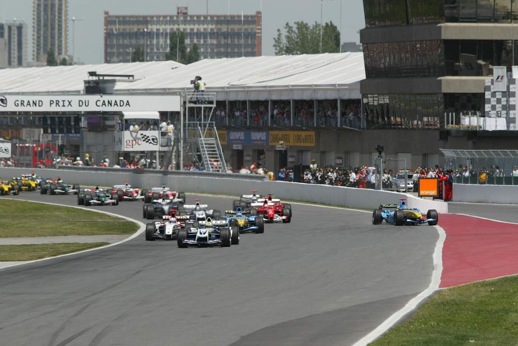 Canadian Grand Prix 2004