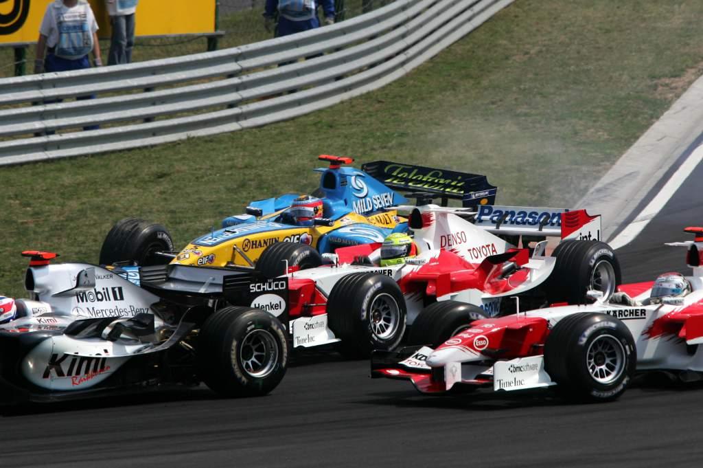 Formula 1 Grand Prix, Hungary, Race