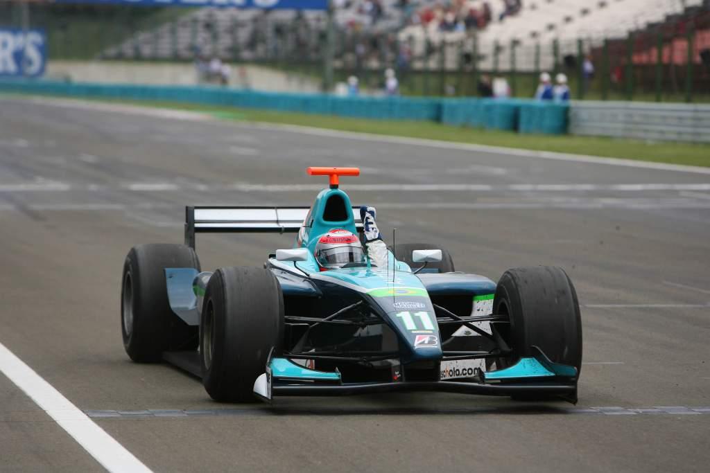 Nelson Piquet Jr GP2 2006
