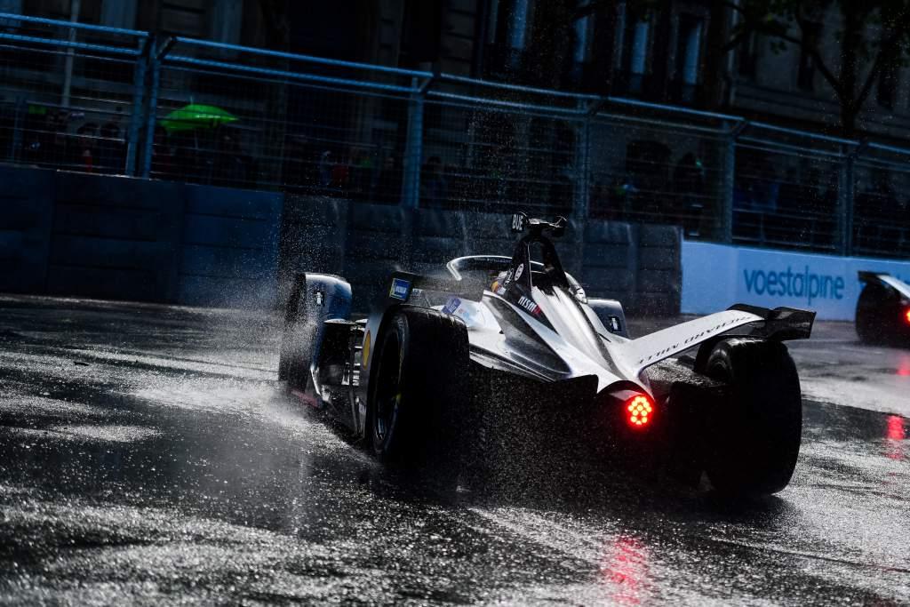 Sebastien Buemi Nissan Formula E 2019