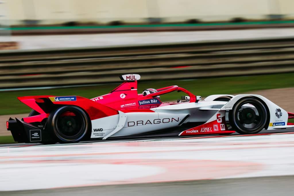 Nico Mueller Dragon Formula E