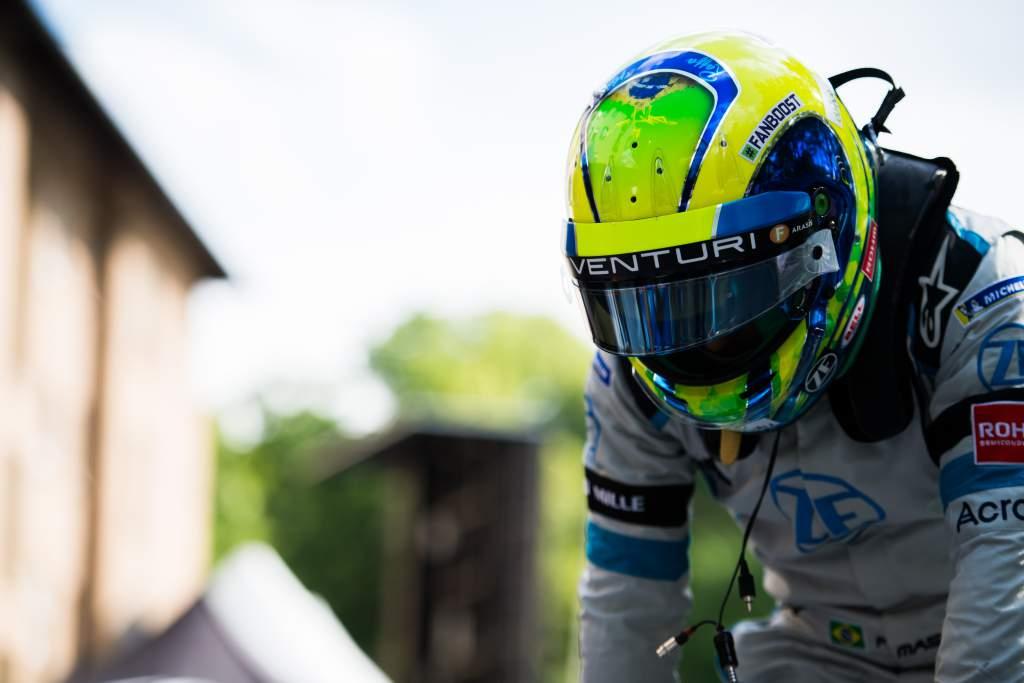 Felipe Massa Formula E
