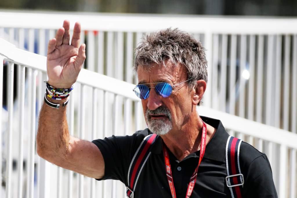 Eddie Jordan F1