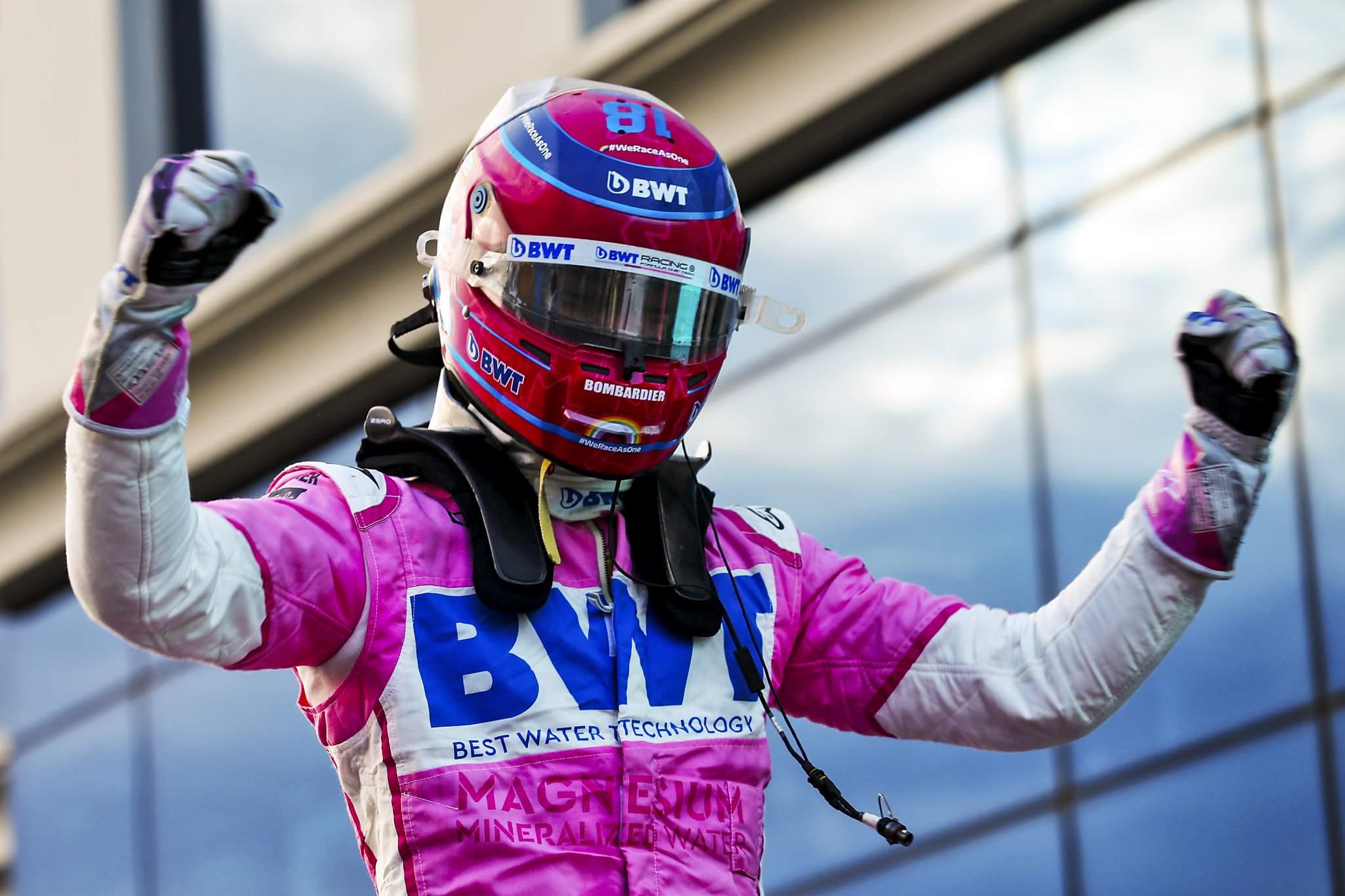 Lance Stroll Racing Point F1