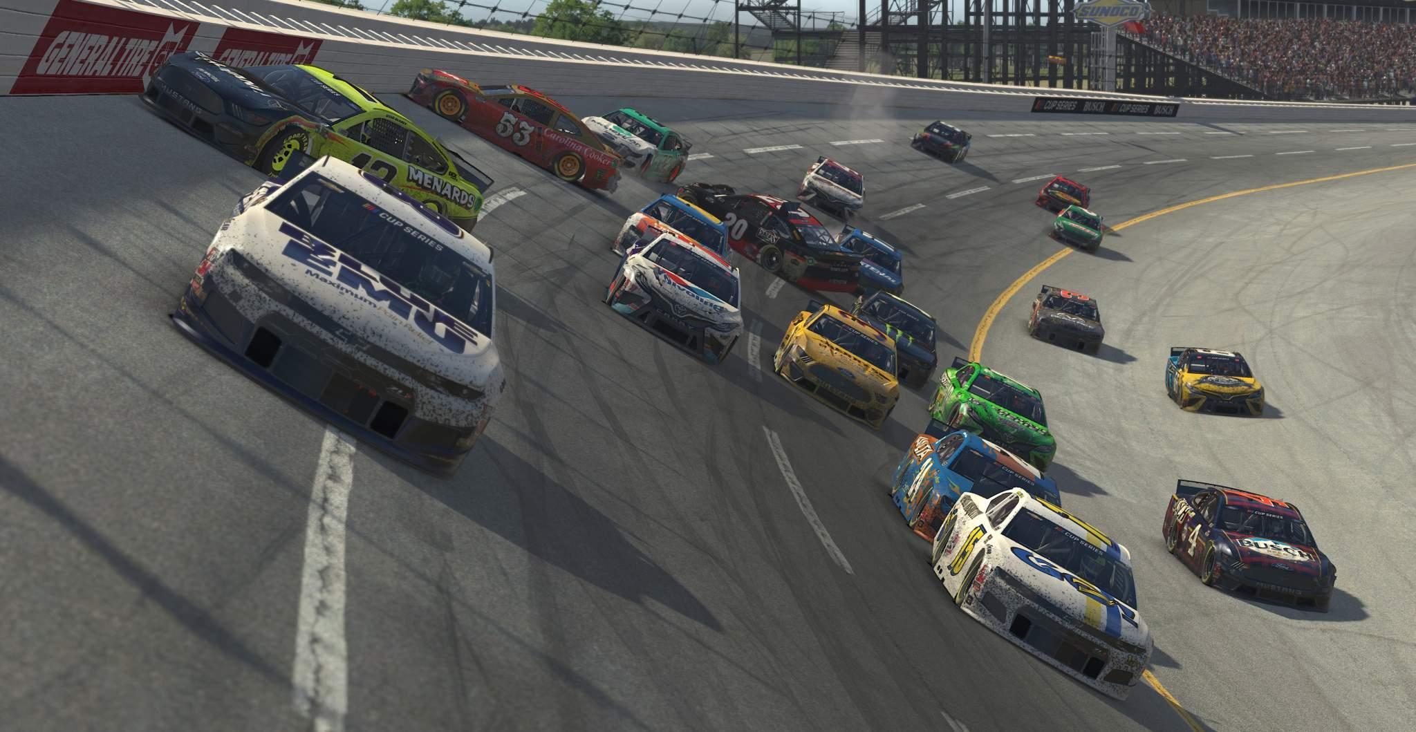 NASCAR iRacing Talladega