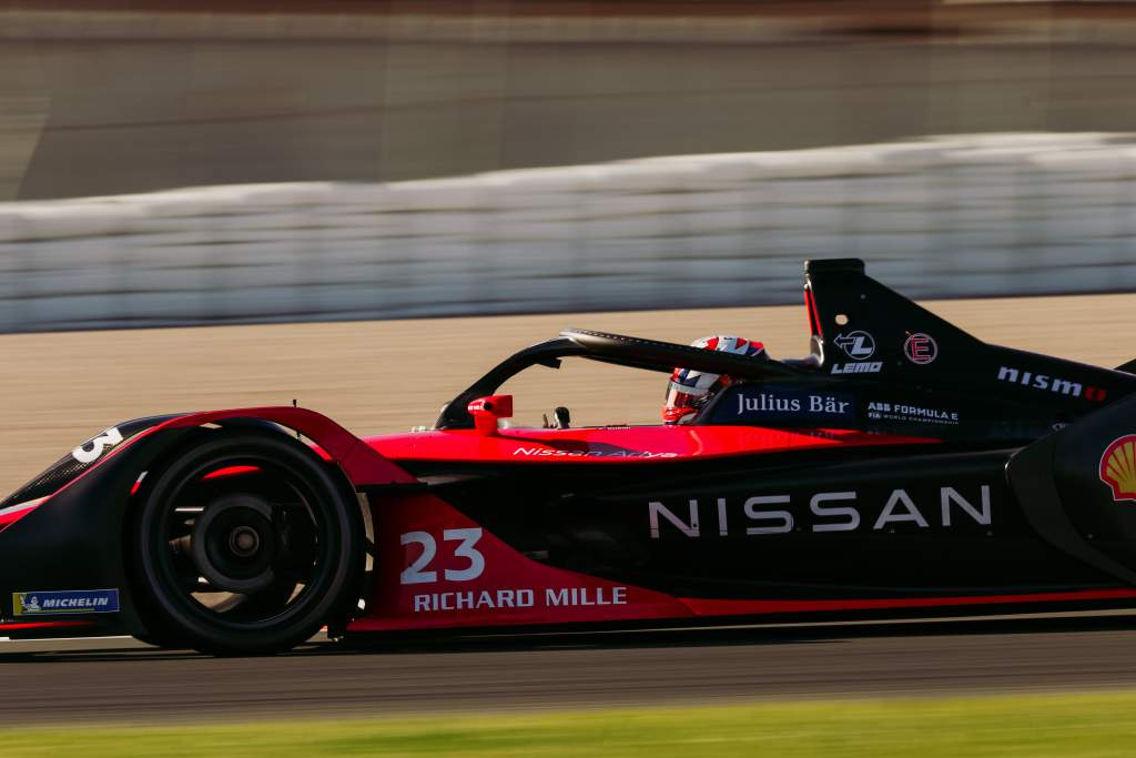 Nissan poised to make long-term Formula E commitment - The Race