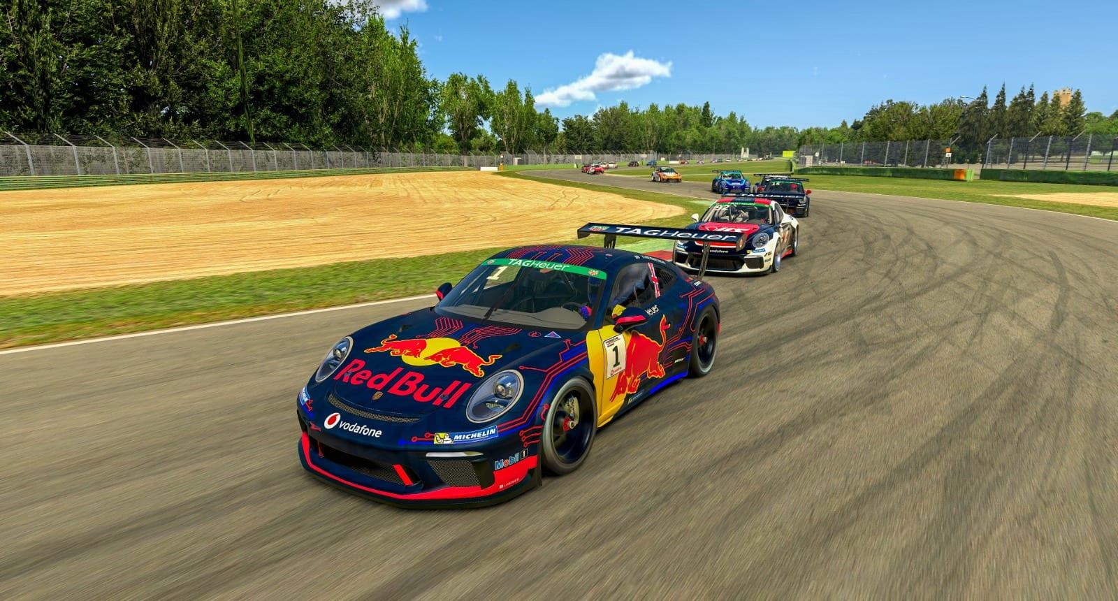 Porsche Esports 2021 R3 Job Pic