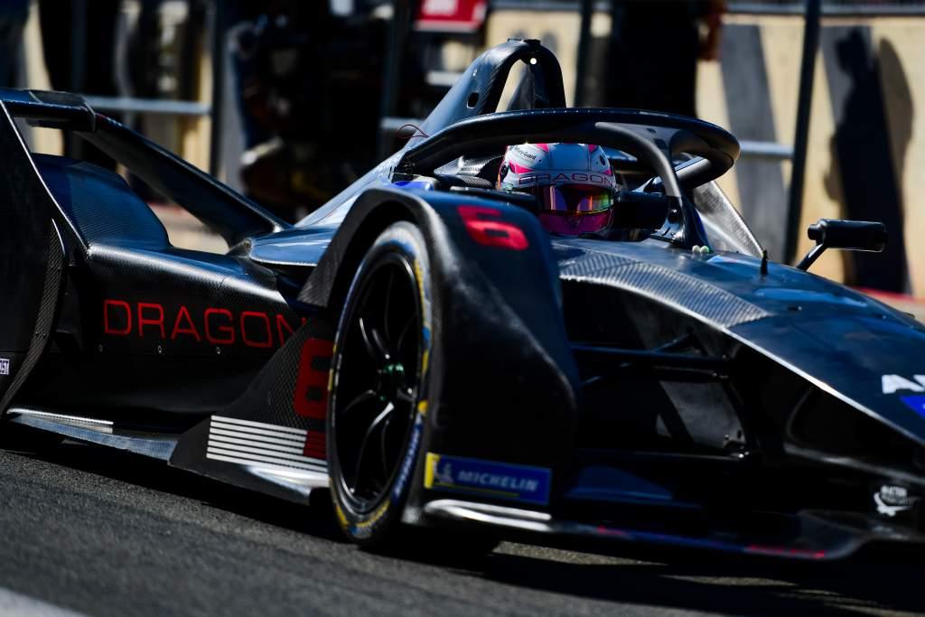 Maximilian Guenther, Dragon, Formula E test