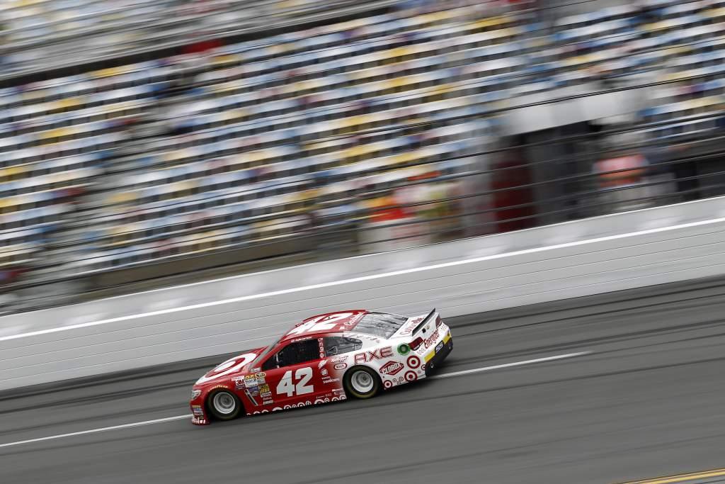 Kyle Larson Ganassi NASCAR 2014