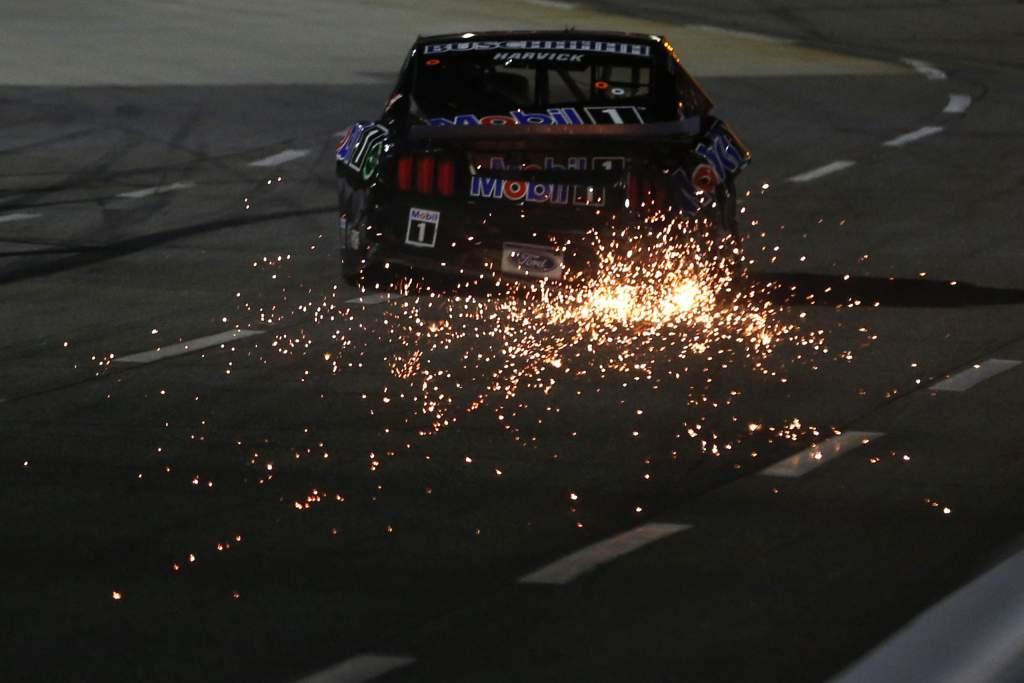 Kevin Harvick NASCAR Martinsville