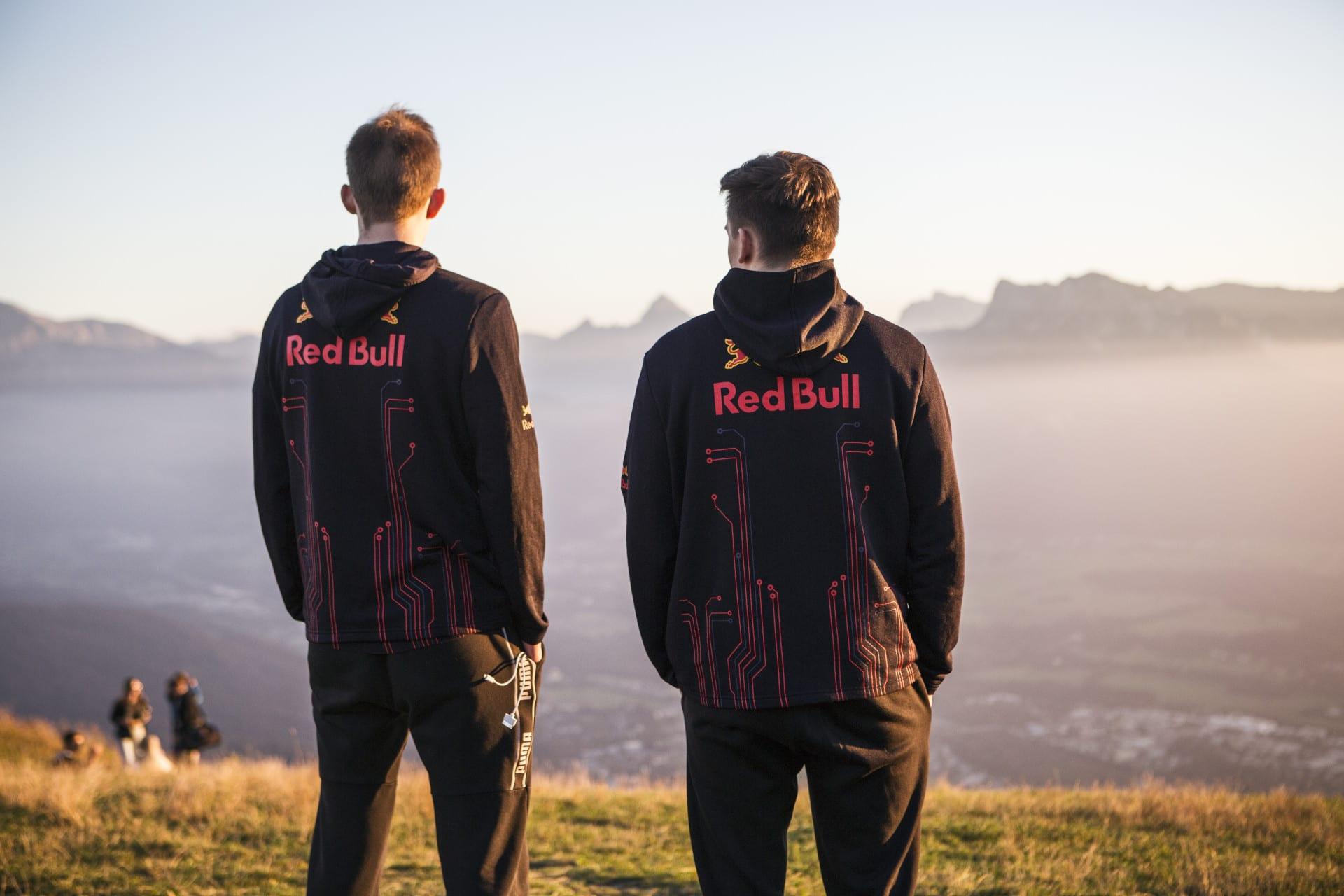 Red Bull F1 Esports Rasmussen Kiefer