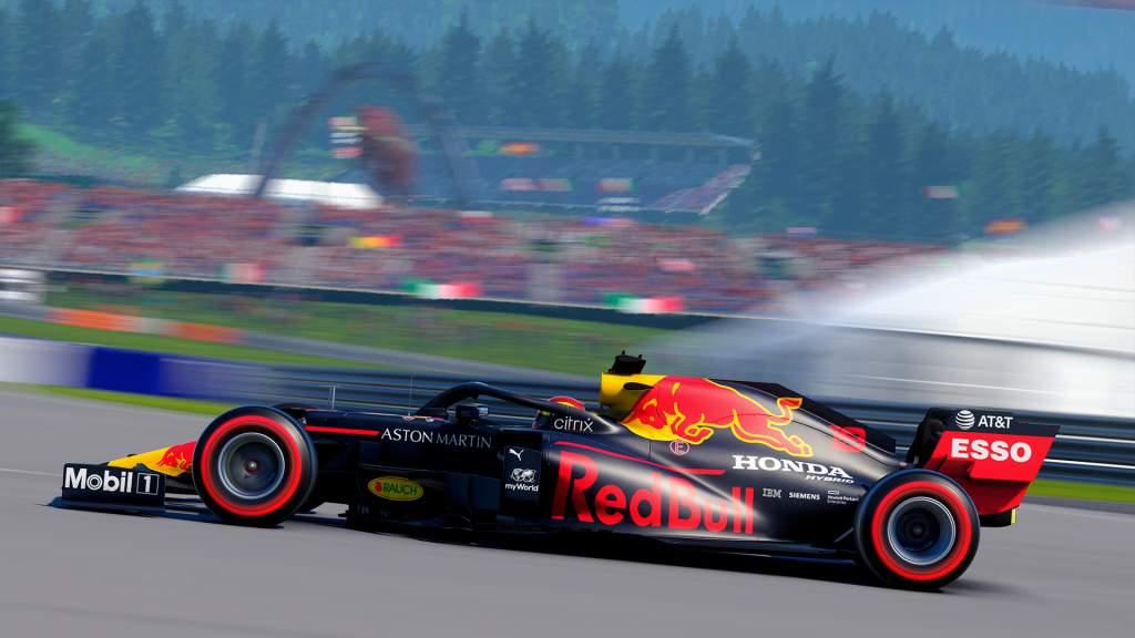 F1 2020 Game Red Bull Austria