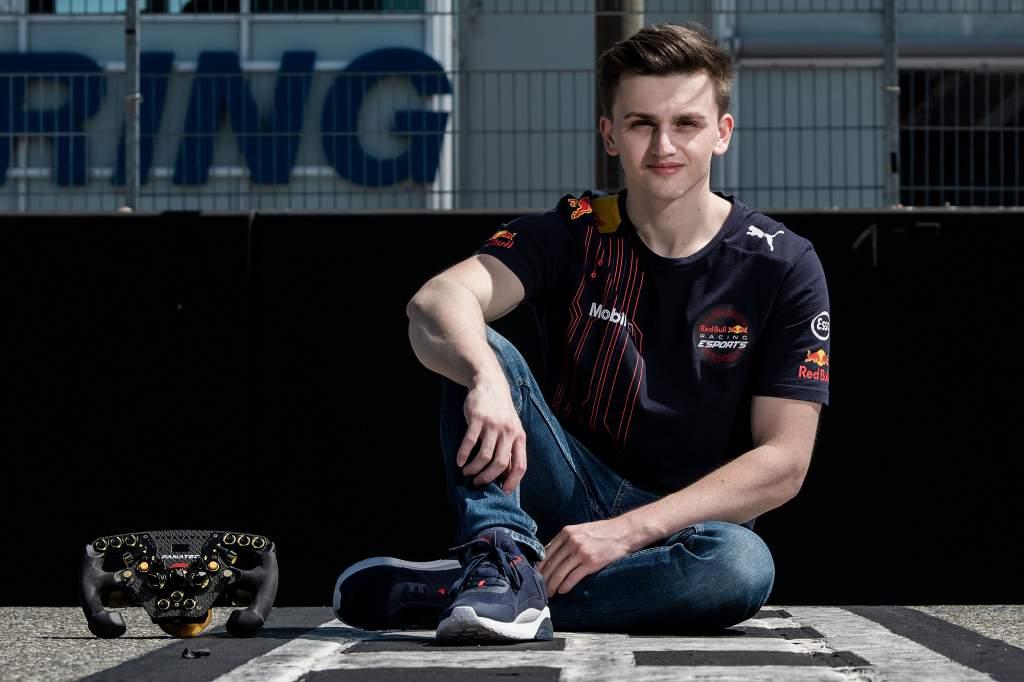 Marcel Kiefer Red Bull F1 Esports