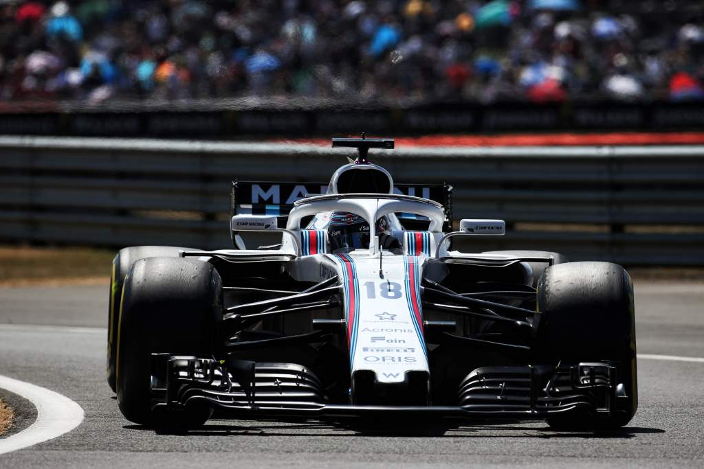 Lance Stroll Williams F1