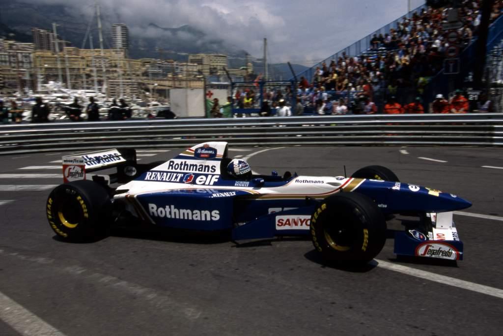 David Coulthard Williams F1
