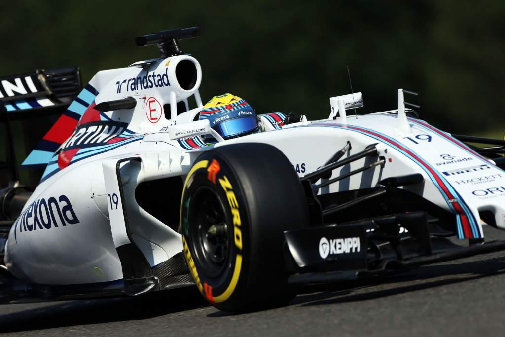 Felipe Massa Williams F1