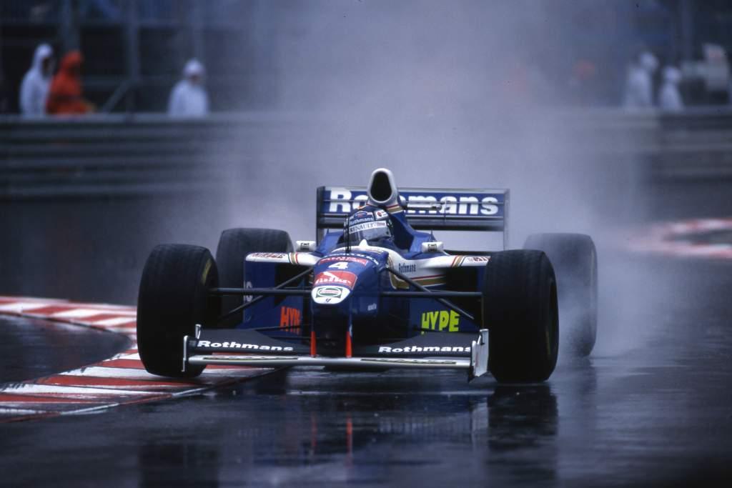 Heinz-Harald Frentzen Williams F1