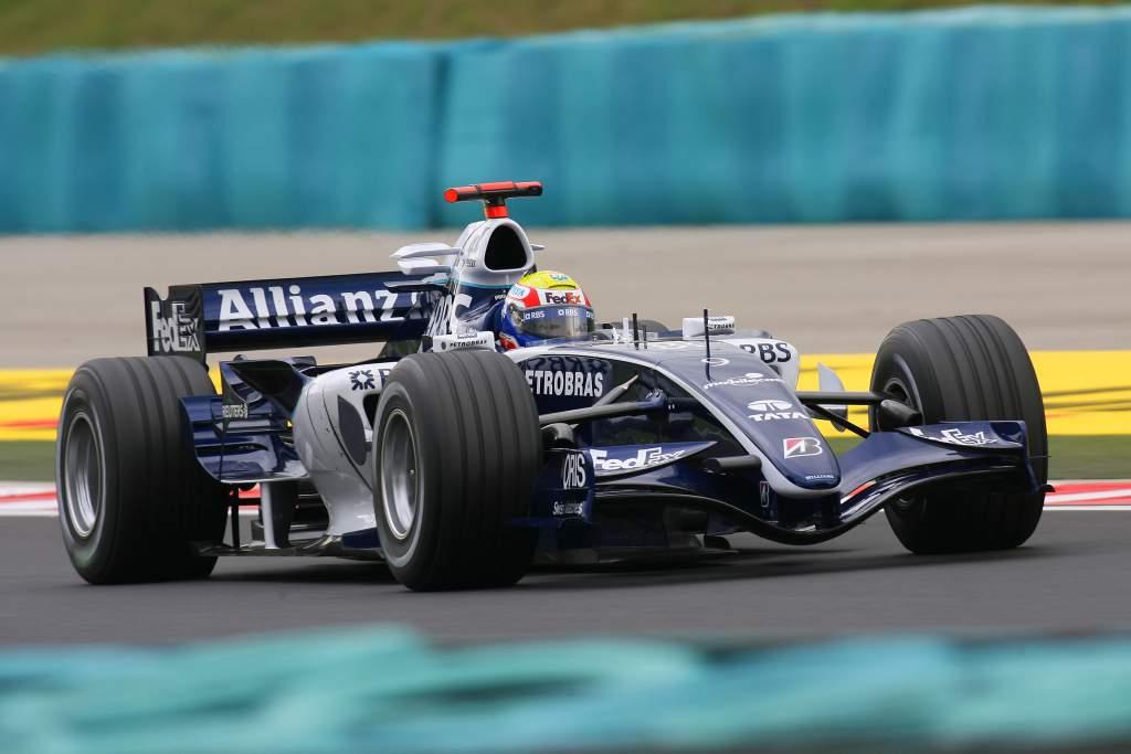 Mark Webber Williams F1