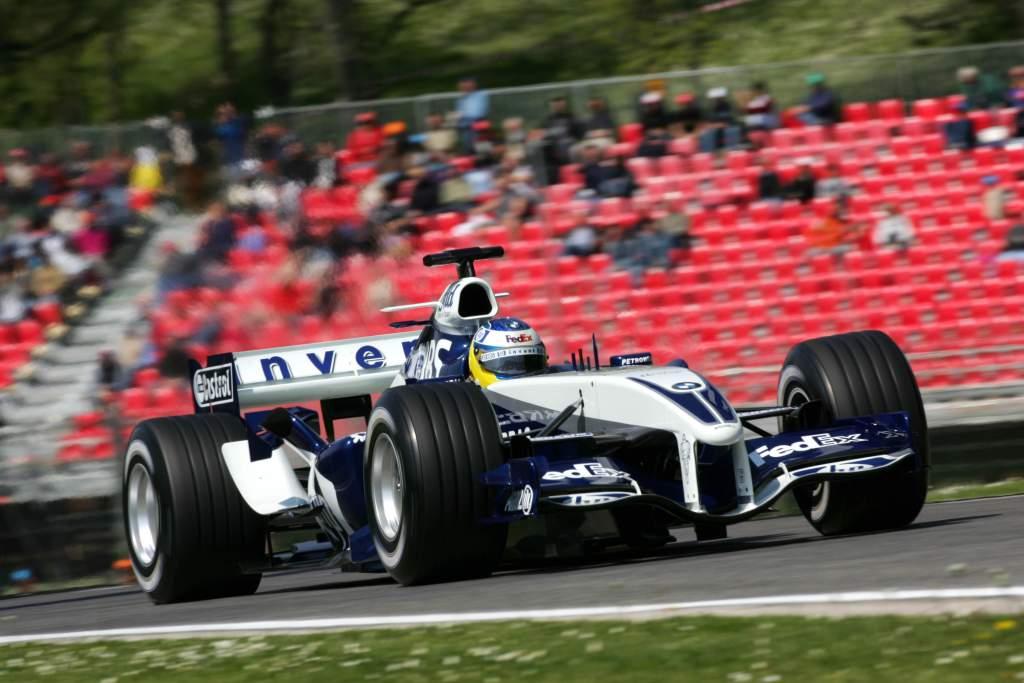 Nick Heidfeld Williams F1