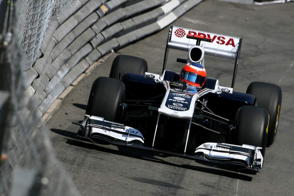 Rubens Barrichello Williams F1