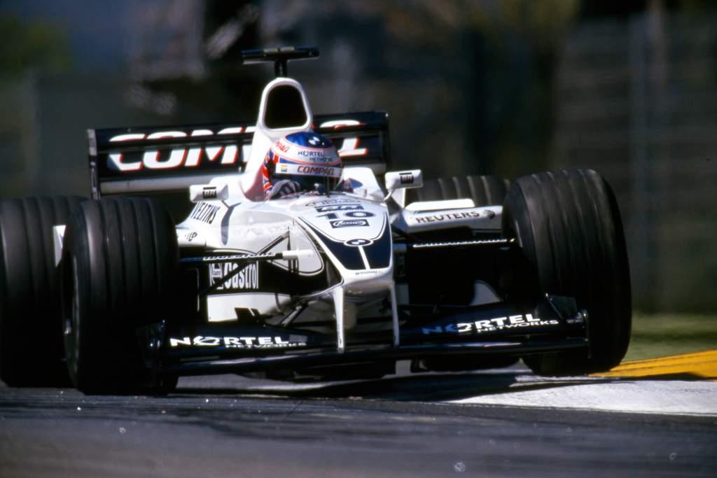 Jenson Button Williams F1