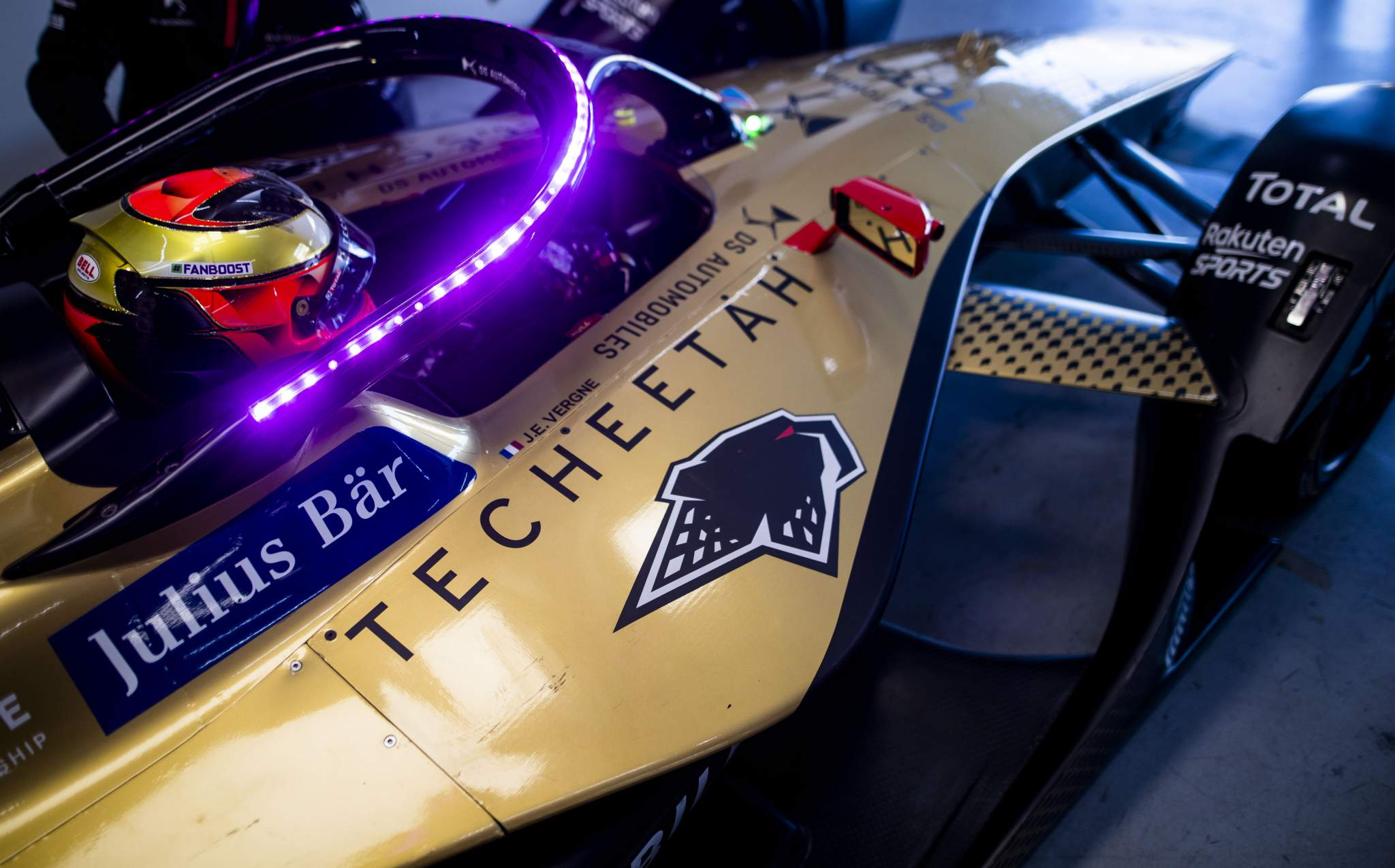 DS Techeetah Formula E