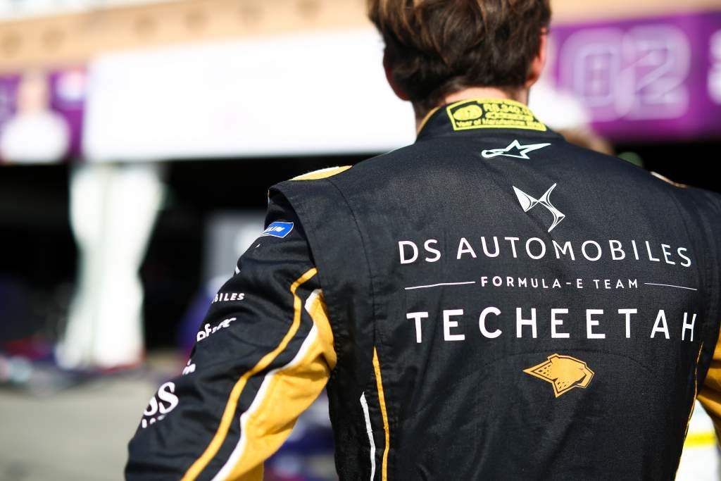 DS Techeetah Jean-Eric Vergne Formula E