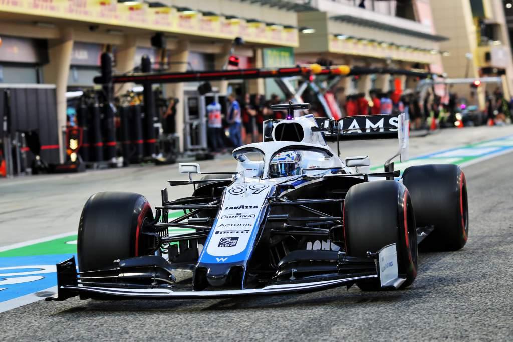 Jack Aitken Williams F1
