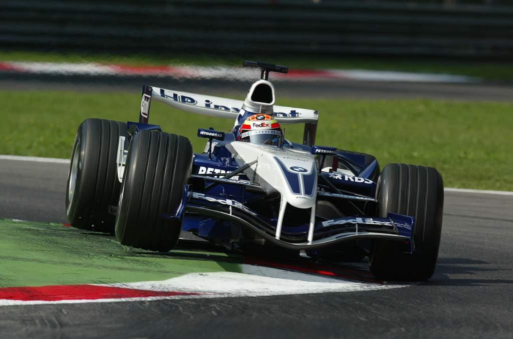 Antonio Pizzonia Williams F1