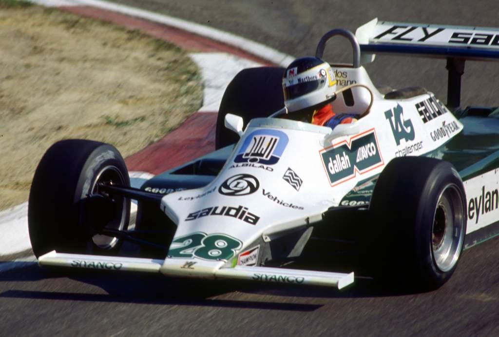 Carlos Reutemann Williams