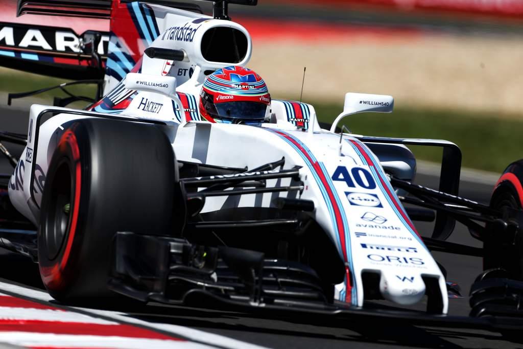 Paul di Resta Williams F1
