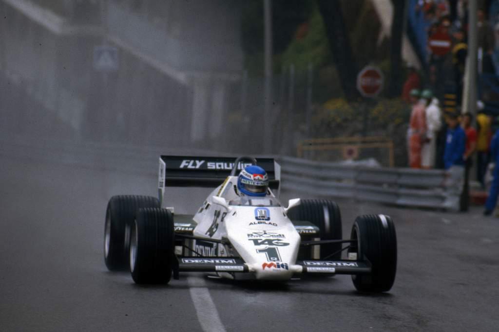 Keke Rosberg Williams F1