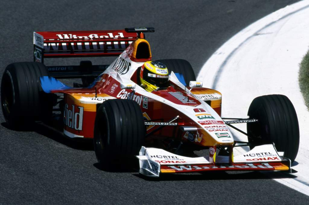Ralf Schumacher Williams F1