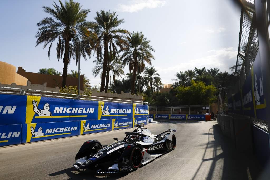 Nico Müller Dragon Formula E