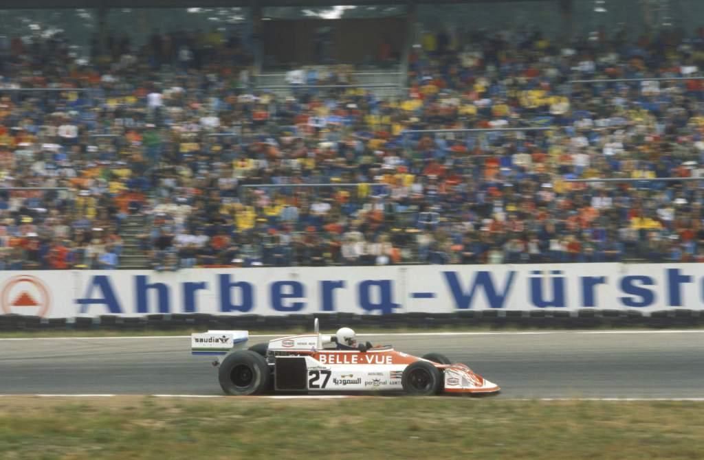 Patrick Neve Williams-March 1977