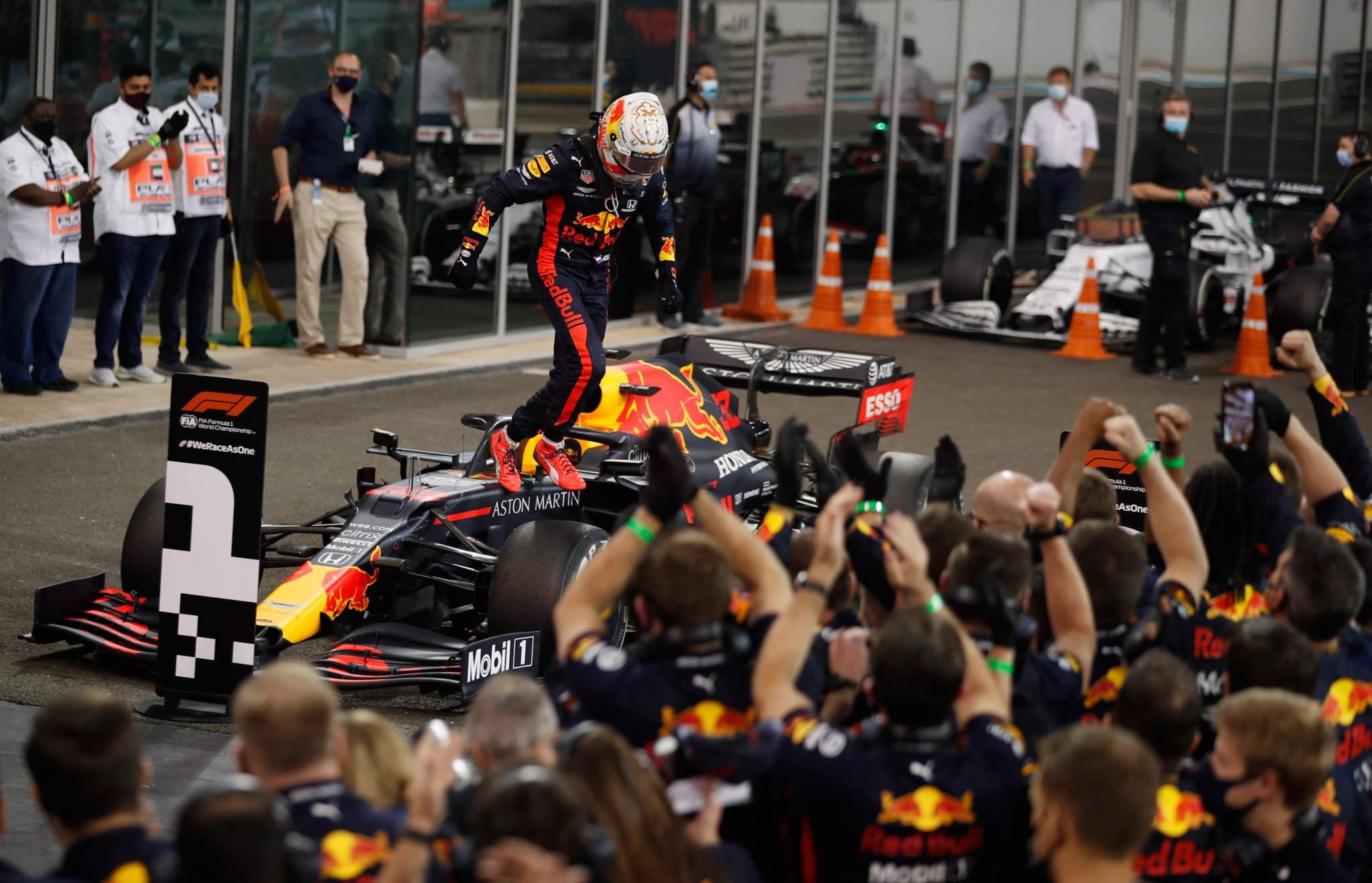 Max Verstappen wins Abu Dhabi Grand Prix 2020